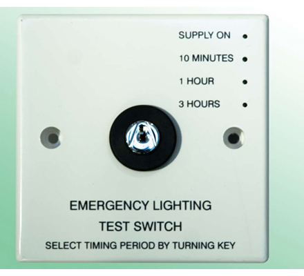 Emergency Test Switch