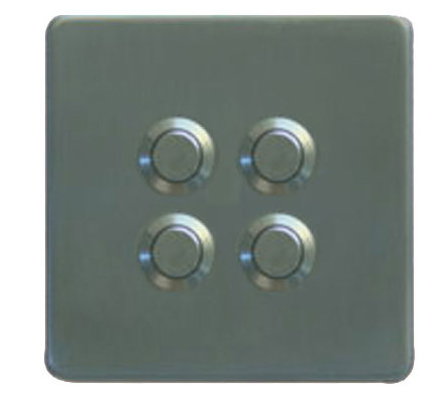 Wafer 4 Button Switches