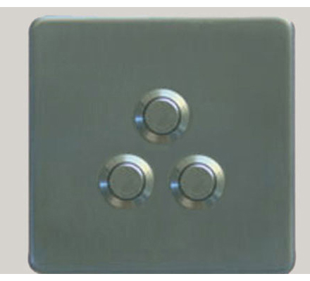 Wall Dimmer Switches Double Plate 8 Button