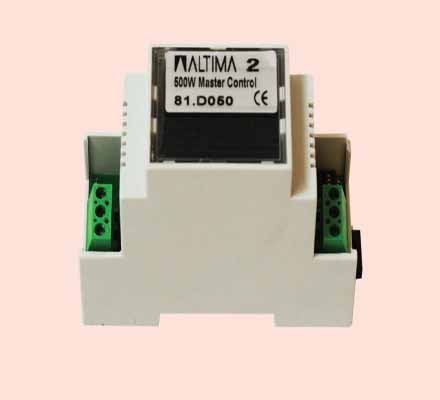 Master Wafer Plus Control-Din Rail Mounted