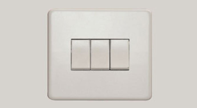 3 Switch Light Plate Led Track Lighting Led Downlights And Bathroom Light Switches .
